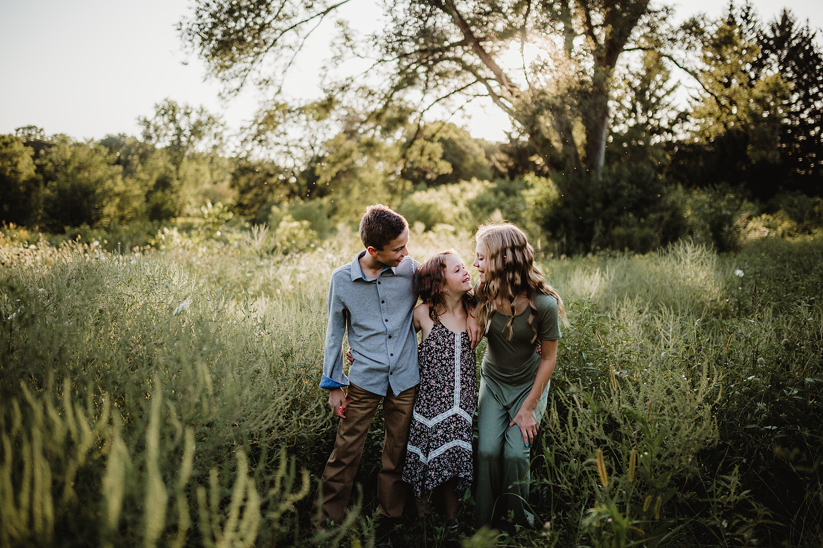 Elgin Family Photographer | LibbyLou Images | Rolling Knolls Forest Preserve